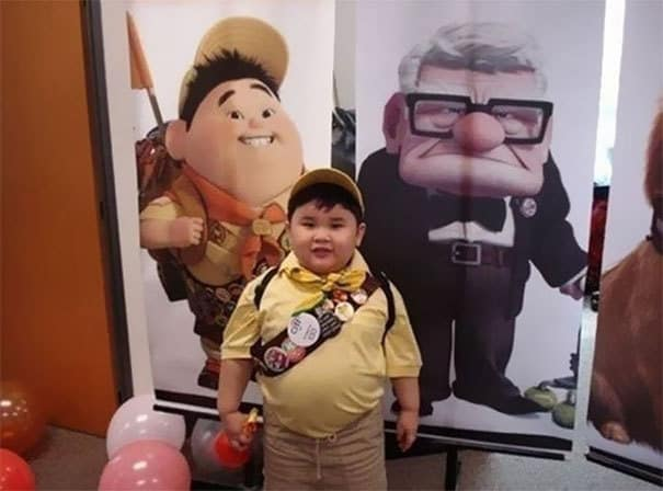 Best Russel From Up Cosplay Ever
